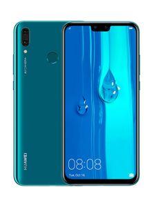 Huawei Y9 2019 Dual Sim (4G  4GB  64GB  Sapphire Blue) 1 Year Official Warranty