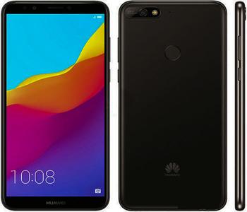 Huawei Y7 Prime 2018 Dual Sim (4G  3GB  32GB  Black) 1 Year Official Warranty