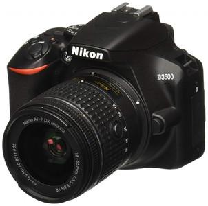 Nikon D3500 w/ DX NIKKOR 18-55mm f/3.5-5.6G Kit