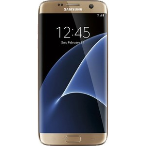Samsung Galaxy S7 Edge G935FD Dual Sim (4G -32GB) Gold
