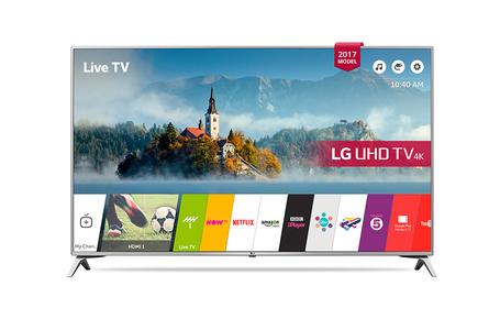 LG 43 43UJ651 4K UHD SMART LED TV