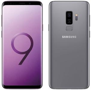 Samsung Galaxy S9+ Dual Sim (4G  6GB RAM  128GBGB ROM) Titanium Gray