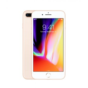 Apple iPhone 8 Plus (4G  64GB  Gold) Without Facetime 1 Year Official Warranty