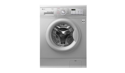 LG FH4G7TDY5 8KG Front Load Washing Machine