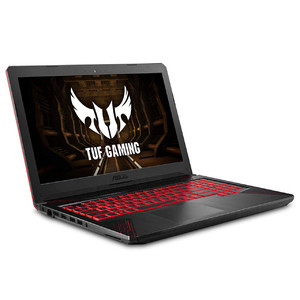 ASUS TUF Thin & Light Gaming Laptop PC (FX504) 15.6