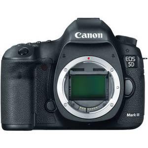 Canon EOS 5D Mark III Body (MBM Warranty)