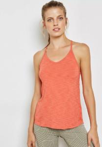 Adidas Strappy Tank (Orange)