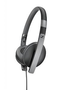 Sennheiser On-Ear Headphones With Mic HD 2.30G Black