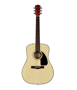 Fender CD 60 41 Acoustic Guitar Indonesian (Natural)