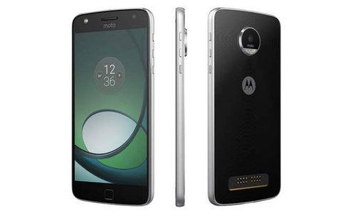 Motorola Moto Z Play Droid (4G  32GB  Black) Official Warranty