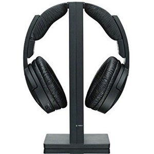 Sony MDRRF985RK Wireless RF Headphone  Black