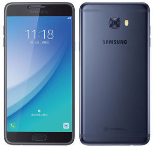 Samsung Galaxy C7 Pro C7010 Dual Sim (4G  64GB  Dark Blue)