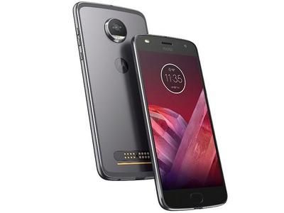 Motorola Moto Z2 Play Verizon (4G  3GB RAM  32GB  Grey) American Used Stock
