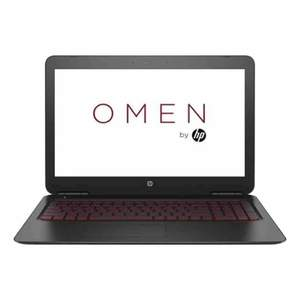HP Omen 15-AX024TX Core i7 6700HQ - 8GB RAM - 256GB SSD - Dos - 15.6 FHD LED - 4GB Nvidia GTX960 Dedicated Graphics - WiFi - Bluetooth - 90 Days International Warranty