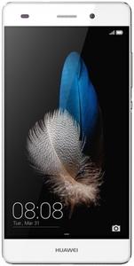 Huawei P8 Lite (4G  16GB  Dual Sim  White) American Stock