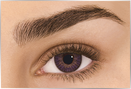 Freshlook Colorblend in Amethyst (-5.25) - Single Contact Lens