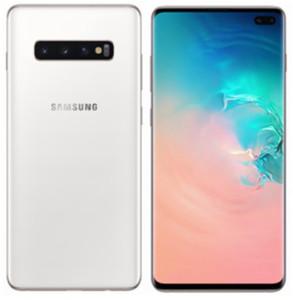 Samsung Galaxy S10 Plus G975U/G975W Single Sim (4G  8GB RAM  512GB ROM  Ceramic White)