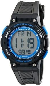 Timex Unisex TW5K84800M6 Marathon Digital Two-Tone Digital Watch