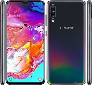 Samsung Galaxy A70 Dual Sim (4G  6GB RAM  128GB ROM Black)