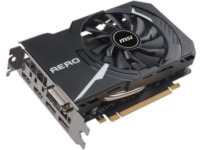 MSI Aero ITX Nvidia GTX1060 6GB (3 Years Warranty)