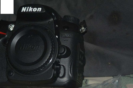 Used Nikon D7000 Dslr Camera Body Only (8GB Card & Bag)