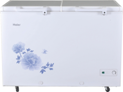 Haier HDF-385H (Flower Design) Deep Freezer