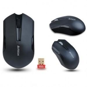 A4Tech Wireless Mouse (Black) G3-200N