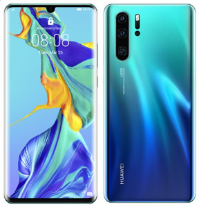 Huawei P30 Pro Single Sim VOG-L04/VOG-L09 (4G  8GB RAM  256GB ROM Aurora Blue)