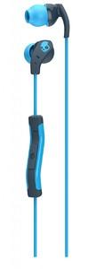 Skullcandy Method In-Ear Sweat Resistant Sports Earbud  Navy/Blue (S2CDHY-477)