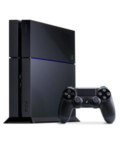 Sony PlayStation 4 Region 2 UK (PAL) - 500 GB - Black