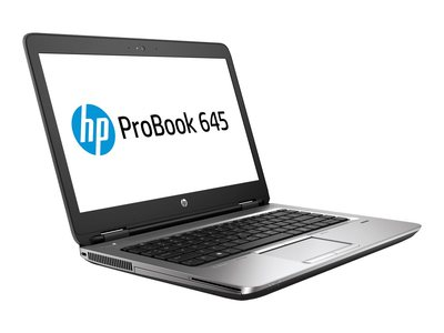 HP ProBook 645 Laptop AMD A6- 5350M 4GB RAM 500GB HDD 14 HD Screen