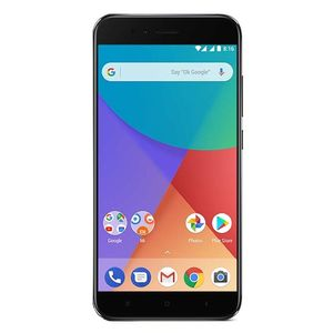 Xiaomi A1 Android One Dual Sim (4G  4GB RAM  64GB ROM  Black) Official Warranty