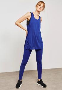 Adidas ID Mesh Tank (Blue)