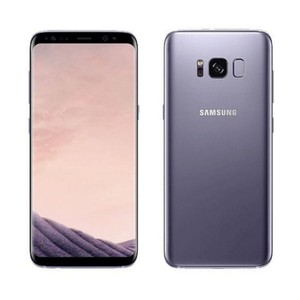 Samsung Galaxy S8 Plus G955FD Dual Sim (4G  64GB  Orchid Gray) Official Warranty