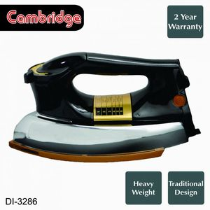 Cambridge Dry Iron DI-3286