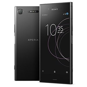 Sony Xperia XZ1 Dual Sim (4GB RAM  64GB ROM  Black) 1 Year Official Warranty
