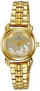 Titan 2534YM01 Womens Watch