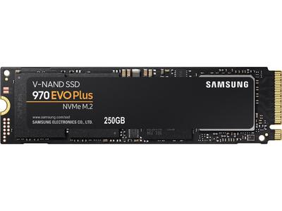 Samsung 970 Plus 250GB M.2 NVMe PCIe Gen 3.0 x4 Solid State Drive (SSD) - 1 Year Warranty