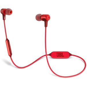 JBL Bluetooth In-Ear Headphones (Red) JBLE25BTRED