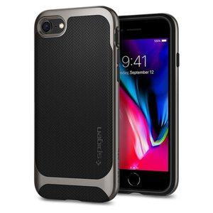 Spigen Apple iPhone 8 and 7 Original Neo Hybrid Herringbone - Gunmetal (AMT-2445)