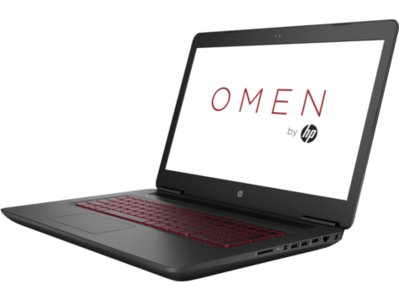 HP Omen 17-W104TX Core i7 6700HQ - 16GB RAM - 1TB HDD - 256GB SSD - Dos - 17 FHD UWVA LED - 6GB Nvidia GTX1060 Dedicated Graphics - WiFi - Bluetooth - 90 Days International Warranty