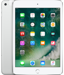 Apple iPad Mini 4 (128GB  Wifi  Silver)