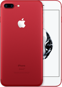 Apple iPhone 7 Plus (4G  128GB  Red)