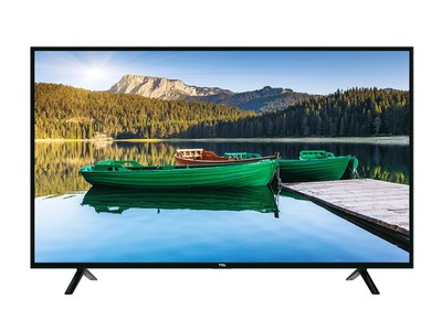 TCL 40 40P6 4K UHD SMART LED TV (2 Year Official Warranty)