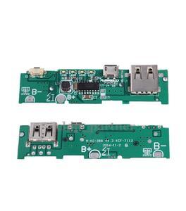 Power Bank Circuit PCB Board (Green)