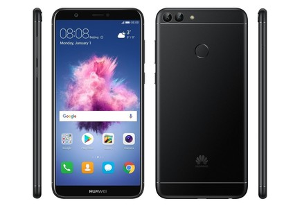 Huawei P Smart Dual Sim (4G  3GB RAM  32GB  ROM  Black) 1 Year Official Warranty