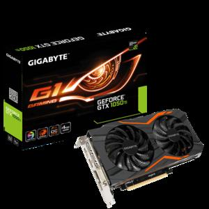 GIGABYTE Nvidia GTX 1050TI G1 Gaming 4GB