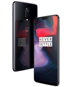 OnePlus 6 Dual Sim - 64GB  8GB RAM  4G LTE  Mirror Black