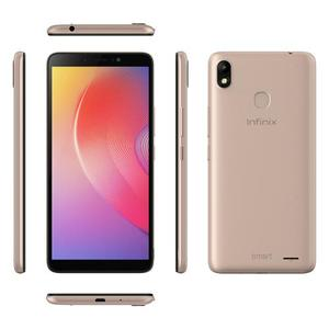 HBL Deal Infinix Smart 2 HD X609 Dual Sim (3G  1GB RAM  16GB  Serene Gold) 1 Year Official Warranty