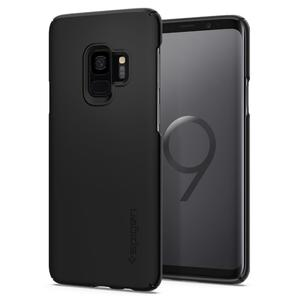 Spigen Galaxy S9 Case Thin Fit Black (SF)